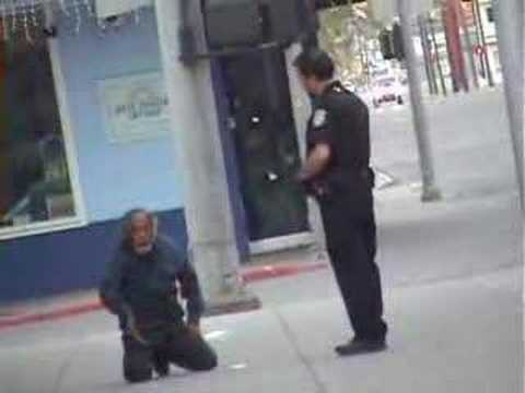 police brutality Fairbanks style