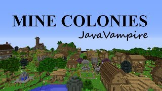 This is a casual play through using the MineColonies Mod with a few other mods thrown in. This is not a hectic build series. I plan to just take my time and ...