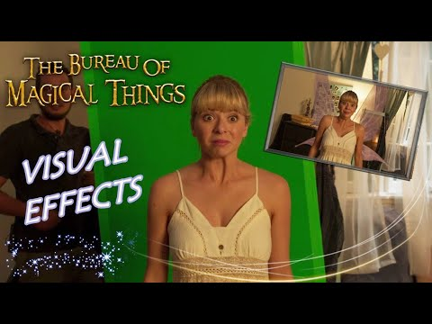 VFX Visual Effects Full HD| The Bureau Of Magical Things