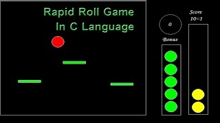 Rapid Roll Game In C Language
