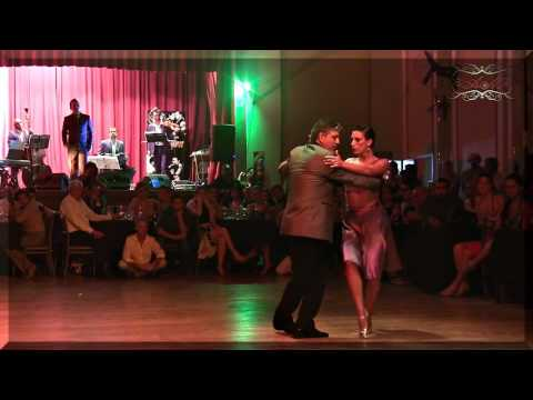 Julio Balmaceda, Virginia Vasconi, Ariel Ardit.  Porteño y Bailarin milonga, Buenos Aires