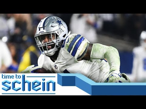 Video: Cowboys SEAL the DEAL with Ezekiel Elliott | Time to Schein