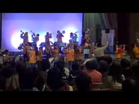 大垣市立西部中学校 吹奏楽部 第8回 スプリングコンサート