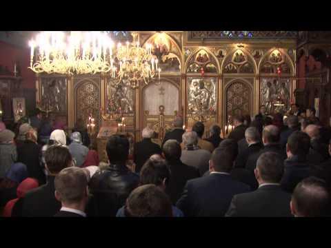 DIRECT Catedrala Paris, 24 ianuarie 2016