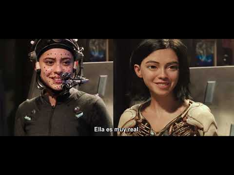 "Alita: Ángel de Combate - ""Making Of""?>"
