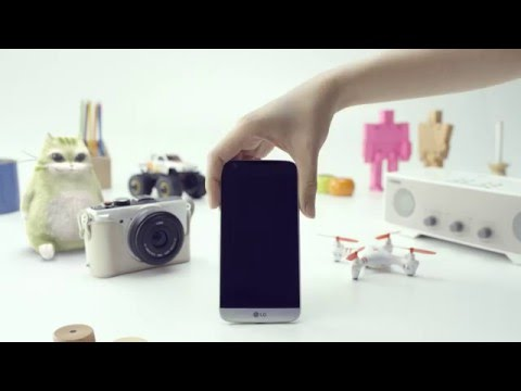 LG G5 : Official Product Video (1min. introduction)