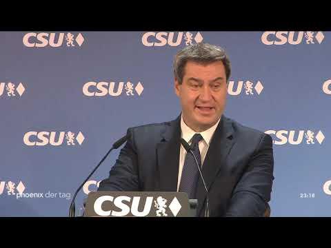 Pressekonferenzen der Parteien zu Grenzwerten für Luf ...