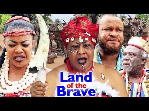 Land Of The Brave Season 2- Ngozi Ezeonu Nigerian Movies 2019 Latest Nollywood Full Movies