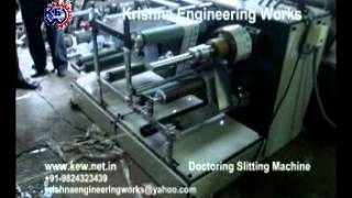 KEW Winding Rewinding Machine