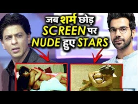 Bollywood Stars Who Got Nude In Bollywood Films