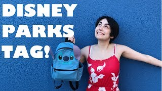 Original Disney Parks Tag Video https://youtu.be/Z8p7S2Qs0f8QUESTIONS1) When was the first time you visited a Disney park?2) What is your favorite Disney park?3) What is your happiest single moment in a Disney park?4) What is your favorite Disney parks purchase? 5) What is your favorite Disney attraction?6) Which character do you have to meet when you go to a Disney park?7) If you could build a Disney attraction based on your favorite Disney movie, what would it be?8) What is your favorite Disney parks restaurant?9) Describe a situation when a Disney cast member went above and beyond for you?10) Plan your dream Disney vacation. Include your perfect resort, restaurant, park and show?Please be sure to subscribe, thumbs up, and comment!❤︎ I am a 21 year old professional geek that loves Musicals, Disney, and Pop Culture ❤︎VIDEO UPLOAD SCHEDULE I upload a new video every Wednesday & Friday at 4:30pm eastern timeSOCIAL MEDIATwitter @JonaAlmostFameInstagram jonasalmostfamousTumblr http://jonasalmostfamous.tumblr.comSnapchat jonaalmostfameIntro Animation by https://www.fiverr.com/amit98038For Sponsorships or Endorsements: jonabo@verizon.netFor Business Inquires and Collaborations: jonabo@verizon.netSupport me on PATREON https://patreon.com/jonasalmostfamousSend me things! (I reply!)JonaPO BOX 1035234 Thoms Run RdPresto, PA 15142-1169Stay beautiful you people! ❤︎