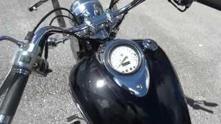 9. 2008 Yamaha V Star Classic 1100