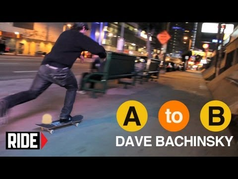 Dave Bachinsky Skates Los Angeles - A To B