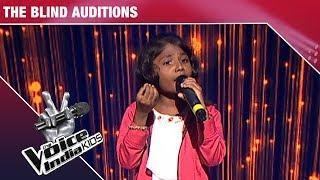 Video Arya Nanda Performs On Raina Beeti Jaye | The Voice India Kids | Episode 2 MP3, 3GP, MP4, WEBM, AVI, FLV Mei 2019