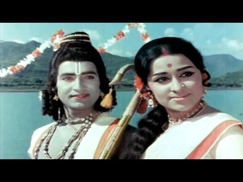 Bapu Movie Songs - Raamayya Thandri - Shobhan Babu, Chandrakala - Sampoorna Ramayanam