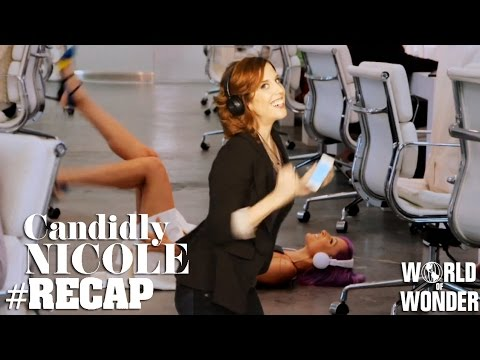 Candidly Nicole Richie #RECAP with Beth Crosby - How to Be a Boss