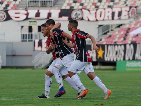 Joinville 1x1 Caxias