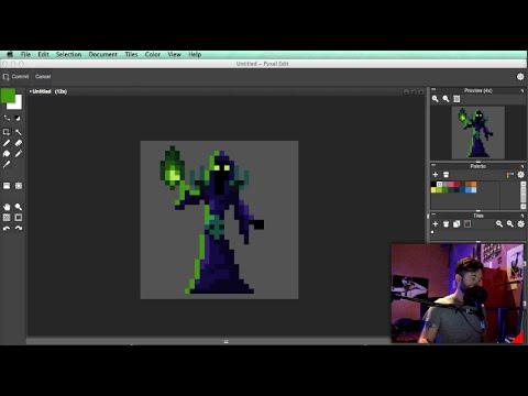 pixel art tutorials make games south africa