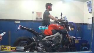 Yamaha MT-09 Bazzaz ZFI Dyno Tuning - Motodynamics Technology Malaysia
