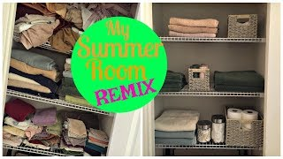 Today I am completely re-vamping my linen closet. It is in terrible shape, and I've avoided it long enough. This video is in collaboration with a few awesome creators that will inspire you to tackle a much needed area in your home. Please visit their channels when you leave, you won't regret it! If you are new here, I hope you will stick around and subscribe. I would love to have you a part of the FeMarie Family.Thanks For Watching!COLLABORATION PLAYLIST:https://www.youtube.com/watch?v=y5JvCaiVM4I&list=PLq_jbUFwYmWYqu8Mh_QWkSo6A-pi-v8JH