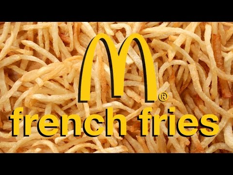 McDonald's French Fries At Home With This Easy AF Recipe [WATCH]