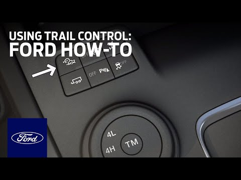 Using Trail Control™ | Ford How-To | Ford