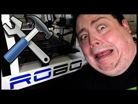 Best Robo 3D Printer Fixes, Tips & Tricks to Get Great Prints