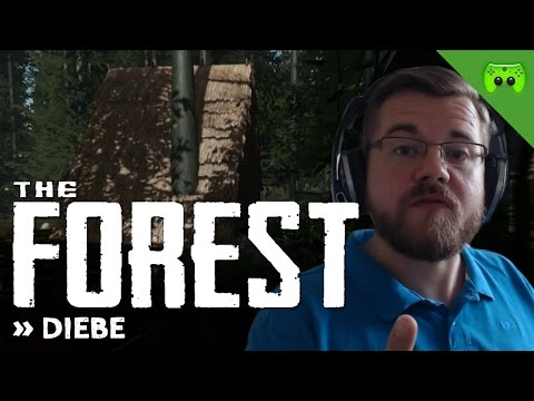 THE FOREST # 22 - Diebe «» Let's Play The Forest | HD