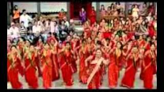 Aba ta Chahini jo Merai Pali Ho - Teej Geet 2012 -