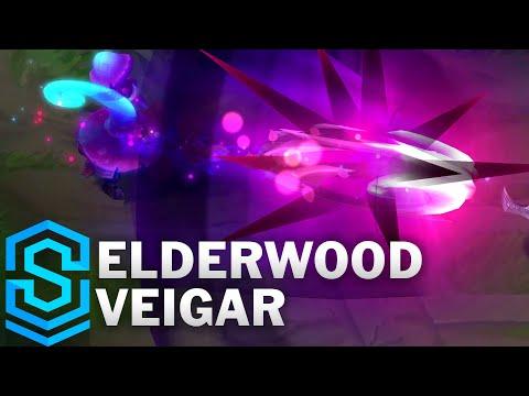 Veigar Thần Rừng - Elderwood Veigar