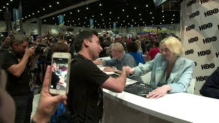 Get an inside look at San Diego Comic-Con with the cast of Game of Thrones.