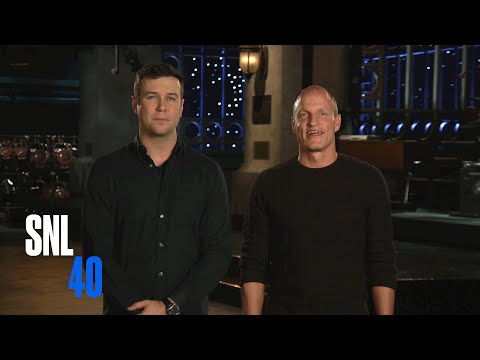 Saturday Night Live 40.06 (Promo 2 'Woody Harrelson')