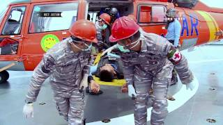 Video Latihan SAR Laut TNI AL dan Basarnas - NET Jatim MP3, 3GP, MP4, WEBM, AVI, FLV April 2019
