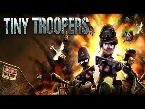 tiny troopers ios review