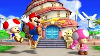 Dance Dance Revolution Mario Mix Gamecube Playthrough  NintendoComplete
