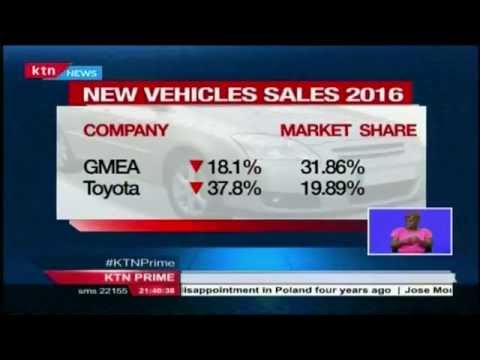 Motor sales report indicates a drop in new cars purchased