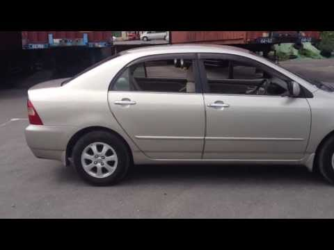 Stock No.2105 TOYOTA COROLLA LUXEL 2001