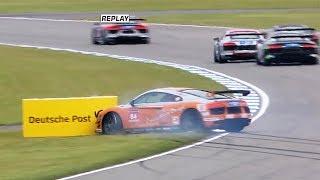 Ich musste noch einen Brief einwerfen •| Spielkind Racing •| Audi R8 Cup Hockenheim Rennen 1/2