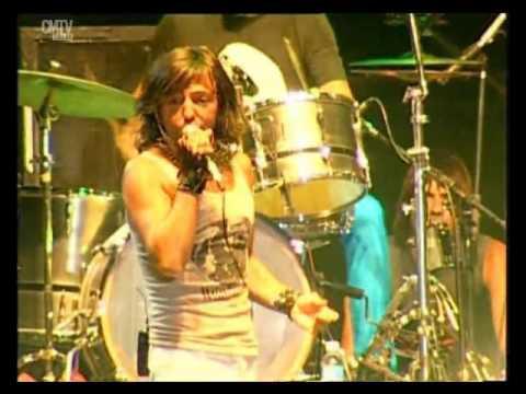Babasónicos video Los Calientes - San Pedro Rock I 2003