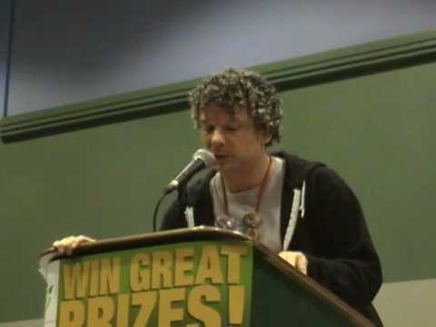 Scott allie , en eccc 2010 , hablo sobre buffy y los nuevos capitulos