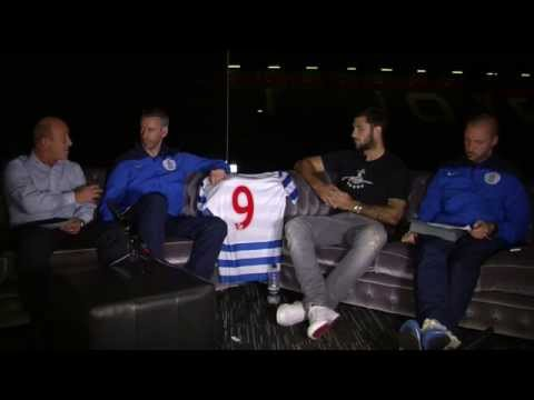 Austin - QPR striker Charlie Austin joined us live in the studio ahead of Saturday's west London derby against Chelsea. Some great questions were tweeted in by the R's faithful... SUBSCRIBE for more...