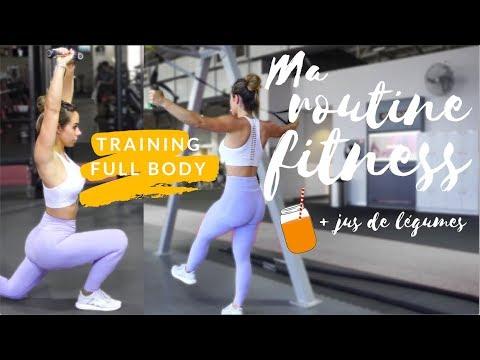 J'arrête la muscu ! Ma NOUVELLE routine Fitness