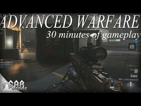 Duty - Over 30 minutes of raw gameplay from Advanced Warfare, the next installment of the CoD Scene. If you have anything you'd like to ask in regards to the game. Message me! Mike - Subscribe...