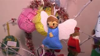 Нагородження переможців конкурсу «Новорічні іграшки»