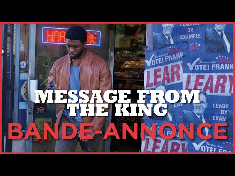 Message from the King (International Trailer)