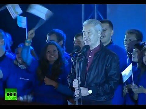 Сергей Собянин назвал выборы мэра самыми открытыми за всю историю города