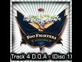 Foo Fighters – DOA