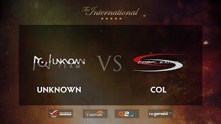 unknown.xiu vs coL, game 2