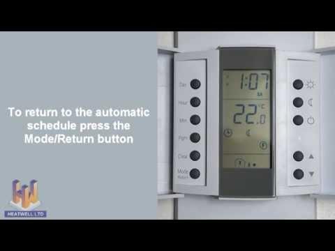 Heatwell Thermostat Aube TH232