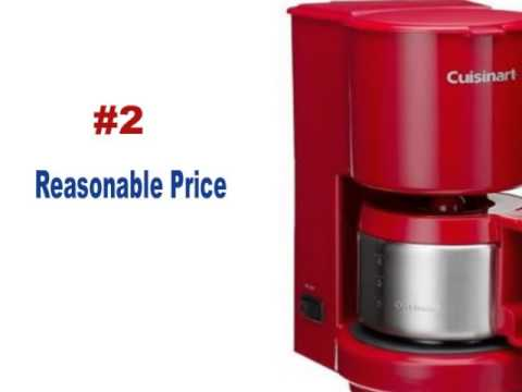 4 Cup Coffee Maker Review – Is it worth it?